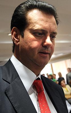 Gilberto Kassab, prefeito de São Paulo.