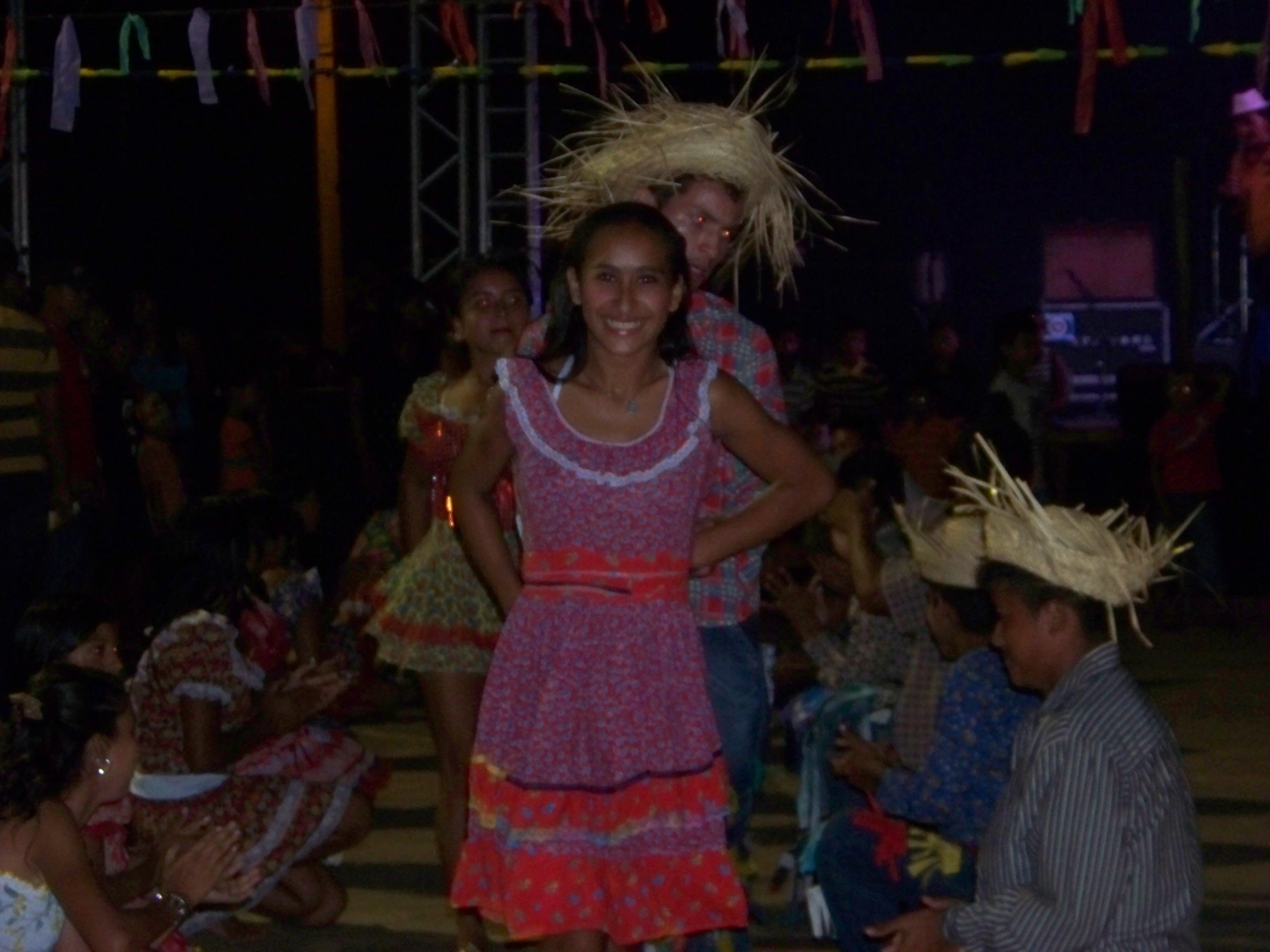 Festa do Mestiço - comemoração do feriado do Dia do Mestiço em Autazes 27 06 2012