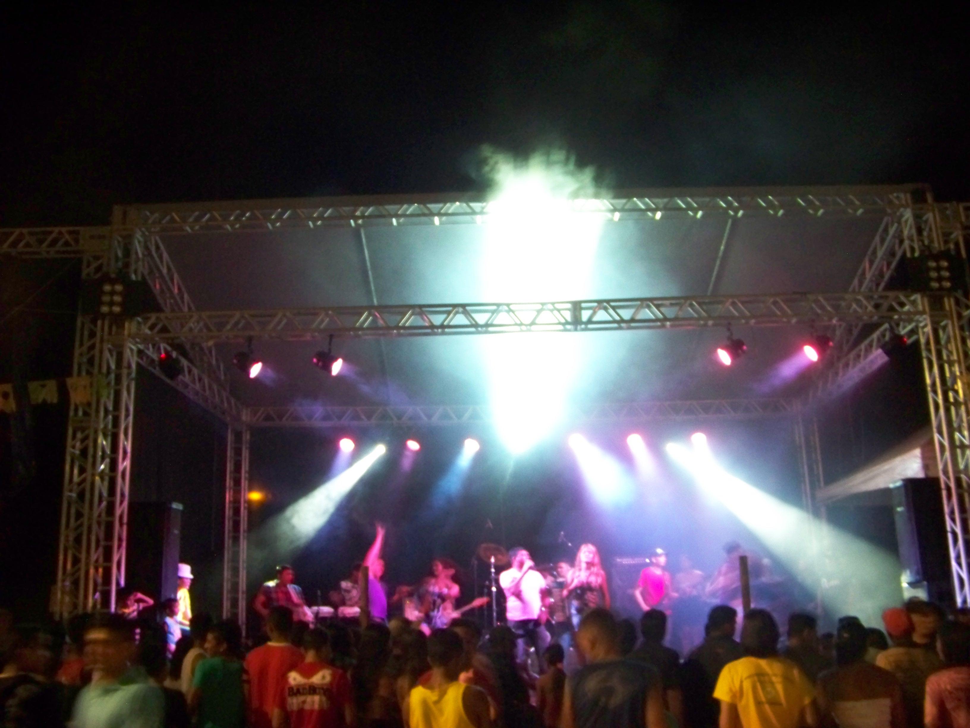 Festa do Mestiço - comemoração do feriado do Dia do Mestiço em Autazes (AM) 27 06 2012