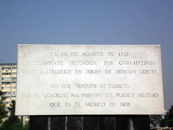 Mexico mestizo