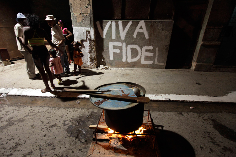 CUBA/